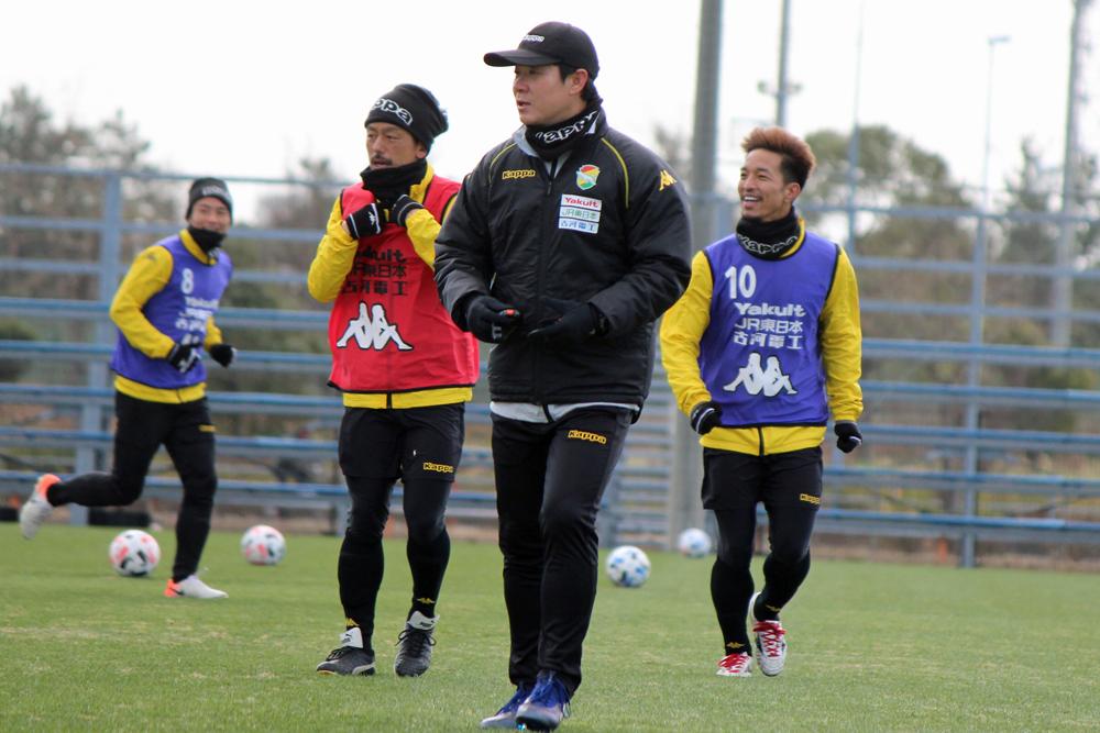 尹晶煥監督「我々がやろうとしているサッカー、1か月間やってきたんですけど、それをいかに表現できるのかというところが試合の(勝敗の)分かれ目だと思っています」