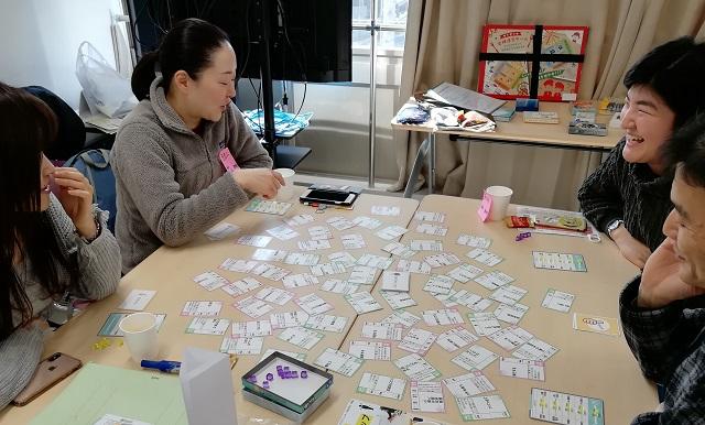 ゲームで研修、体験型学習、交流イベントも/文京区小石川の遭遇設計