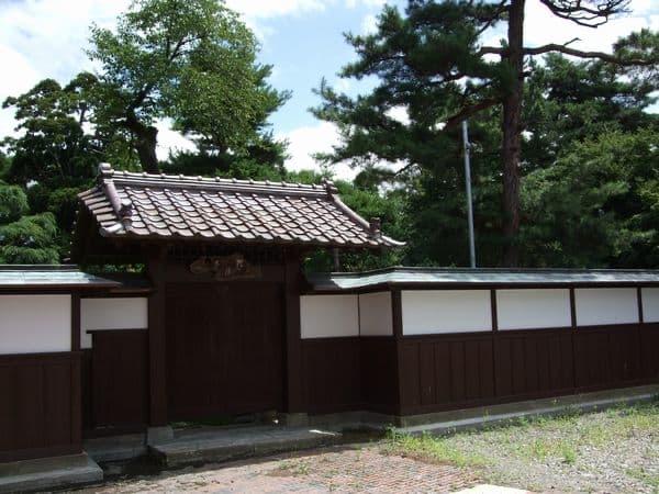 会津三庭園の一つ「攬勝亭」の保存を望みます