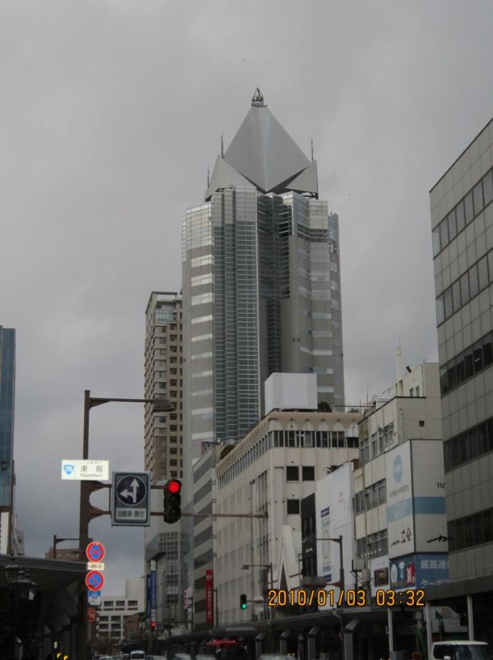 【幕末維新折々の記・五】新潟奉行所