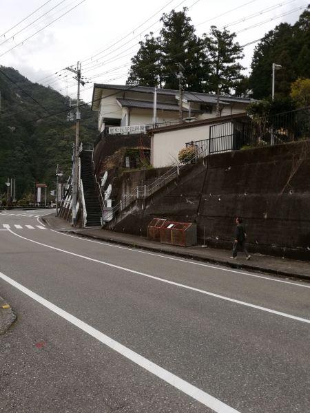 十津川郷紀行 「田中光顕歌碑」を訪ねて