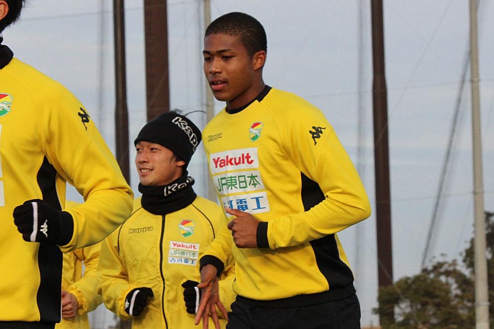 櫻川ソロモン選手「試合の入りからもうちょっと集中したい」