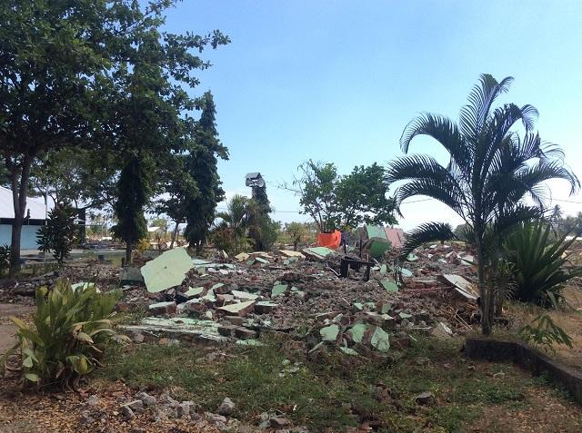 ロンボクだより(34):地震から二年(岡本みどり)