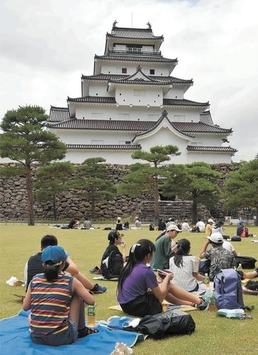 8/18まで会津エリア新型コロナウィルス感染者ゼロ!