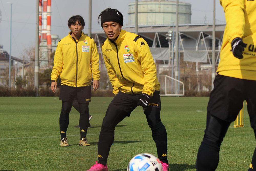 堀米勇輝選手「守り切るというよりもしっかり決定機を決めておいて、最後はディフェンス陣が少しでも有利な状況、チームが優位な状況にしていきたい」