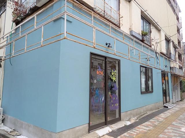 空き店舗改修で地域に居場所/町会や企業と共に「氷川下つゆくさ荘」