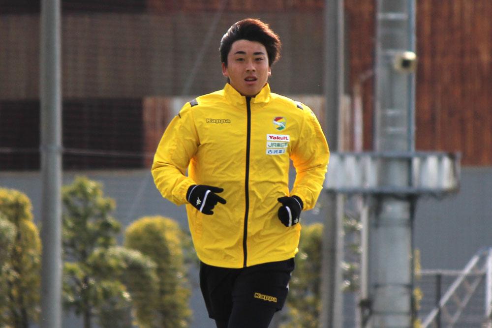 髙橋壱晟選手「(福岡は前回対戦時の)後半のアディショナルタイムで同点になってから負けていない。それを僕らが止められるようにやっていきたい」