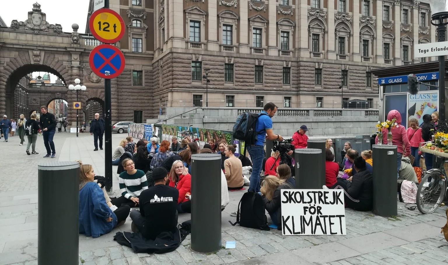 グレタさんを生んだスウェーデンの若者参画社会-なぜ、社会が子ども・若者団体に投資しているのか?