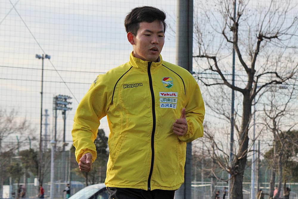 見木友哉選手「松本戦からチームとして変われるように、気持ちのこもった試合を見せられればなと思います」