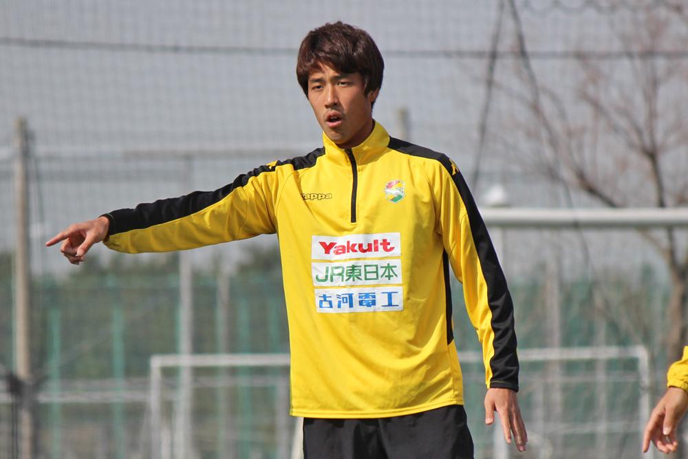 新井一耀選手「もっともっと前線の高い位置からボールを奪えたら、よりチャンスになると思う」