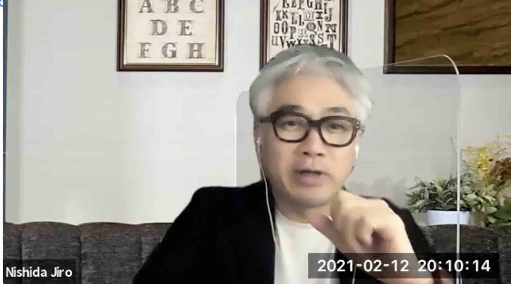 2月21日、集合せよ〜西田二郎氏に「未来のテレビを考える会」について聞く