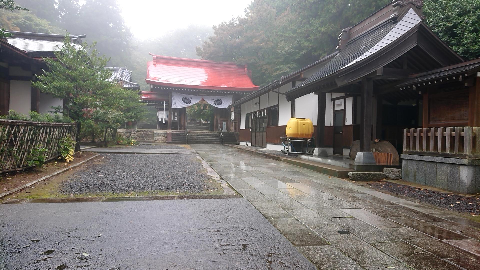 霊山神社と歴史散策