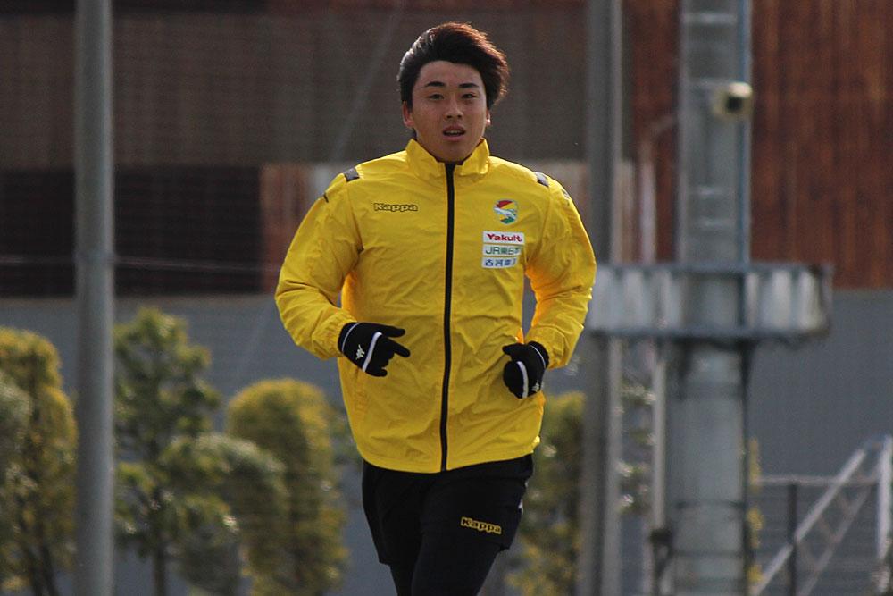 髙橋壱晟選手「何としてでも勝ちを取れるようにゲームをうまく運んでいけたらなと思う」