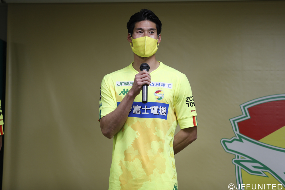 鈴木大輔選手「長崎戦はクロス(ボール)から2点やられているので、そういったところは自分たちの課題としてやっていかなきゃいけない」