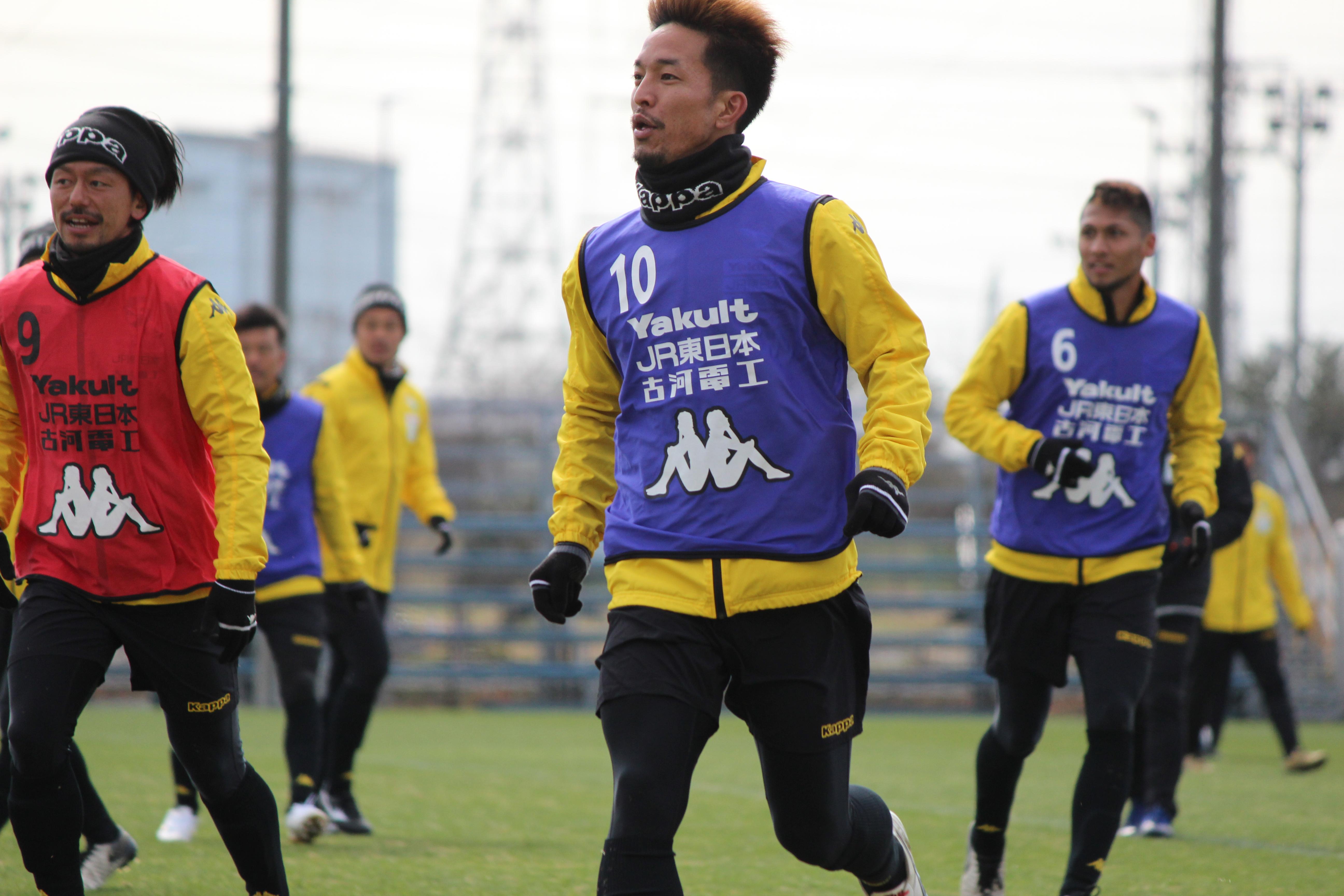 田口泰士選手「相手の気持ちとかそういうものに負けないように、相手よりも強く試合に入ることが大事かなと思います」