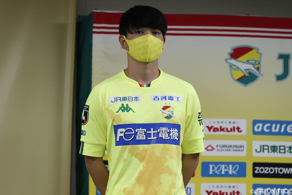 小林祐介選手「ボランチを含めてセカンドボールを意識して回収して、攻撃にしっかりとつなげていきたい」