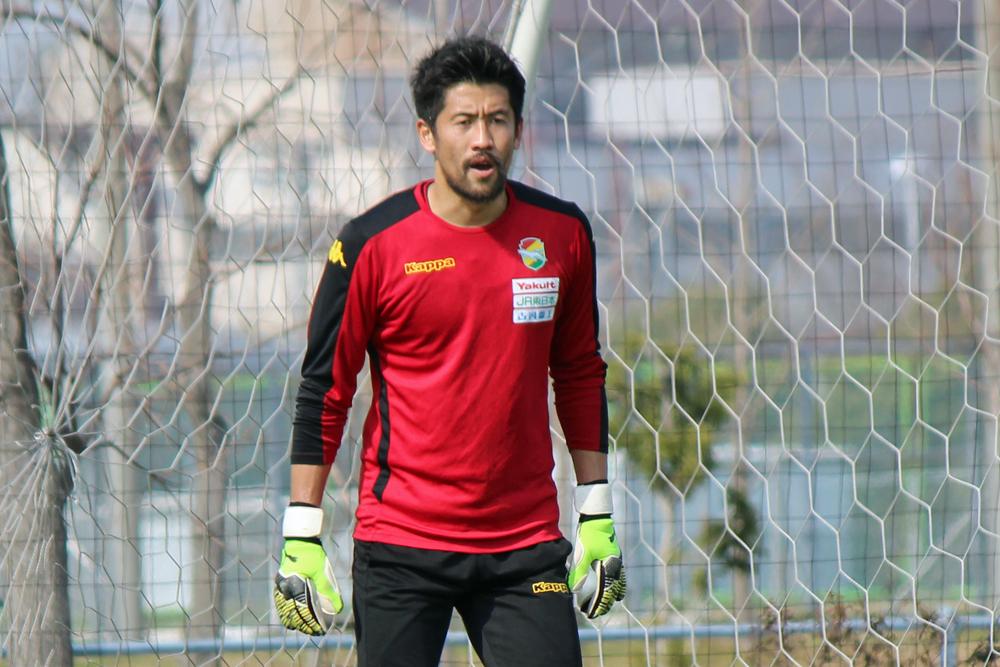 新井章太選手「こだわりを持って1個、1個、しっかりベストを尽くさないといけない」