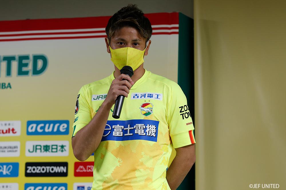 福満隆貴選手「ミラーゲームになると思うので、目の前にいる相手に絶対負けちゃいけないと思うので、そこは強く意識して試合に臨みたい」