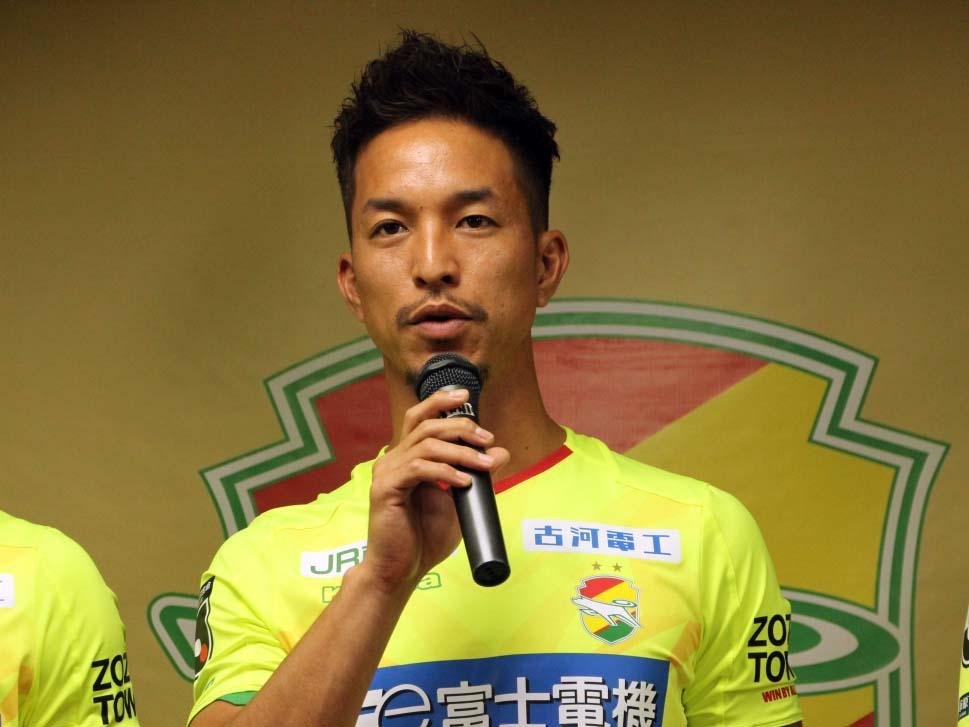 田口泰士選手「名波さんの前で必ず勝ちたいですし、成長した姿というのを僕自身も見せられるようにやっていきます」