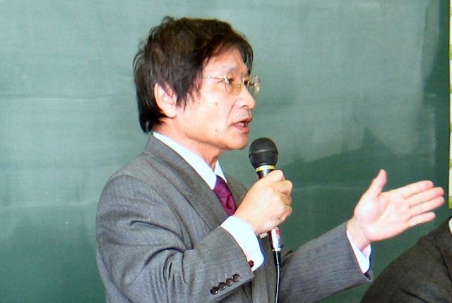 【公開】JDEC講演抄録① 教育評論家・尾木直樹さん