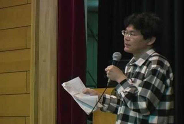 00年代と若者の労働 生田武志さん