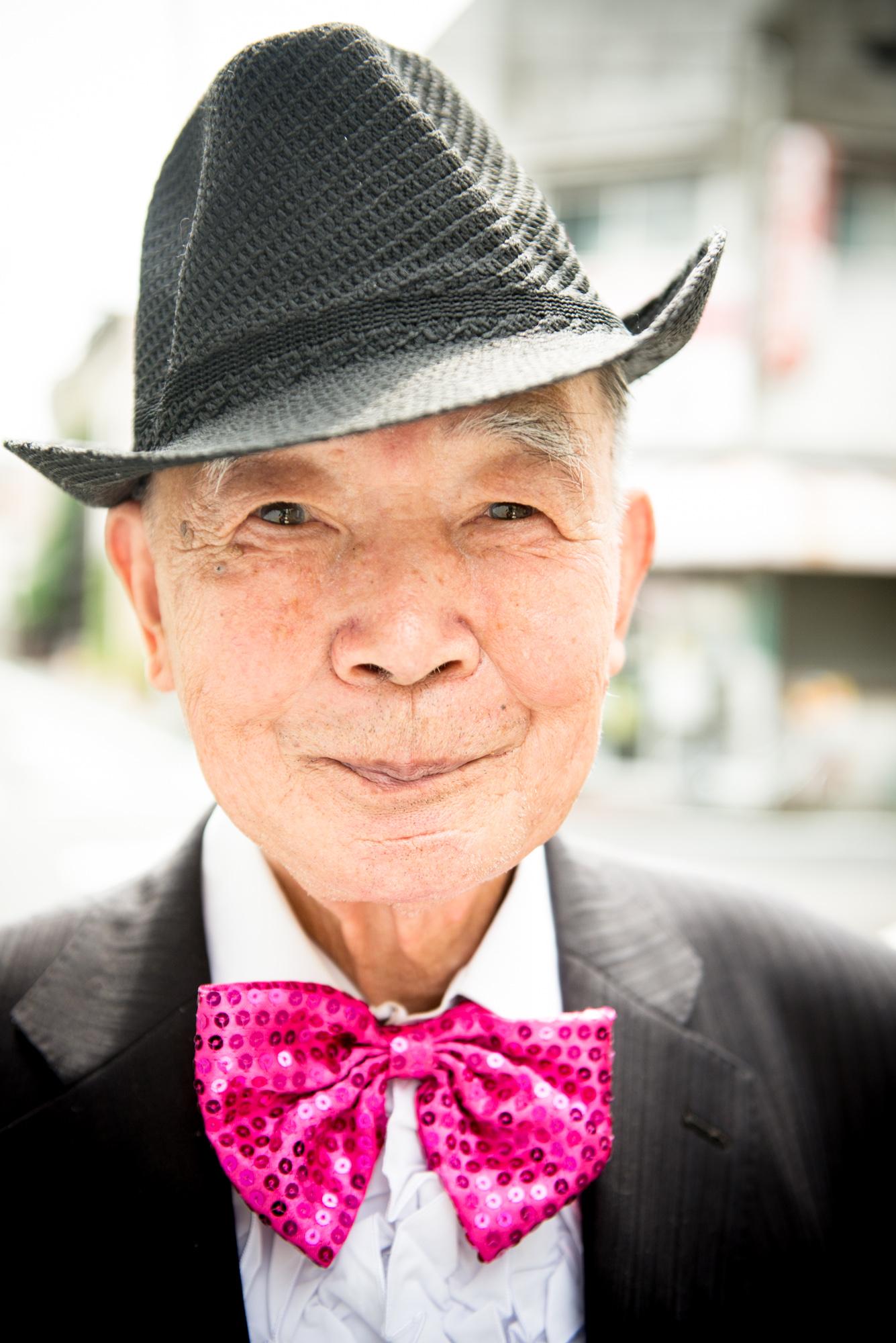 この人、荒川の人:94歳のマジシャン 〜 目出鯛 寛(めでたいひろし)