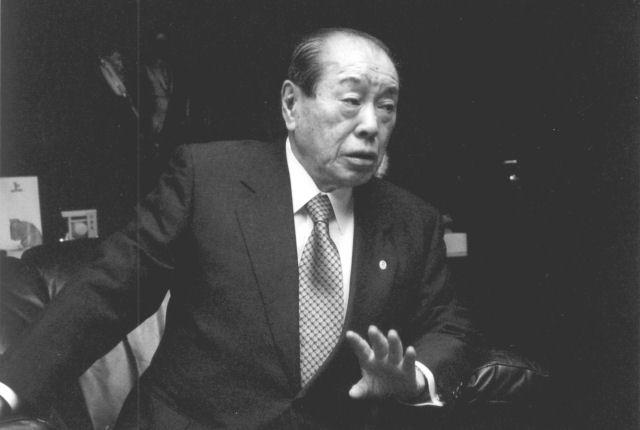 元幹事長・野中広務さんに聞く