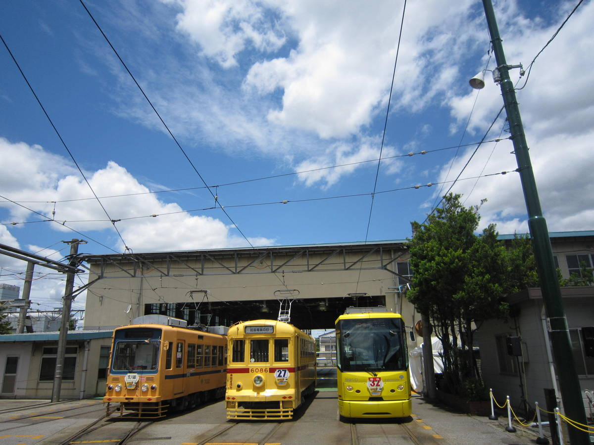 荒川区イベント紹介:路面電車の日