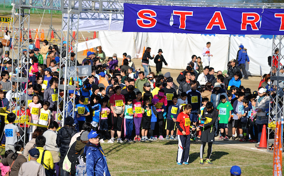 (移行済み)イベントレポート:荒川リバーサイドマラソンは今年も大盛況