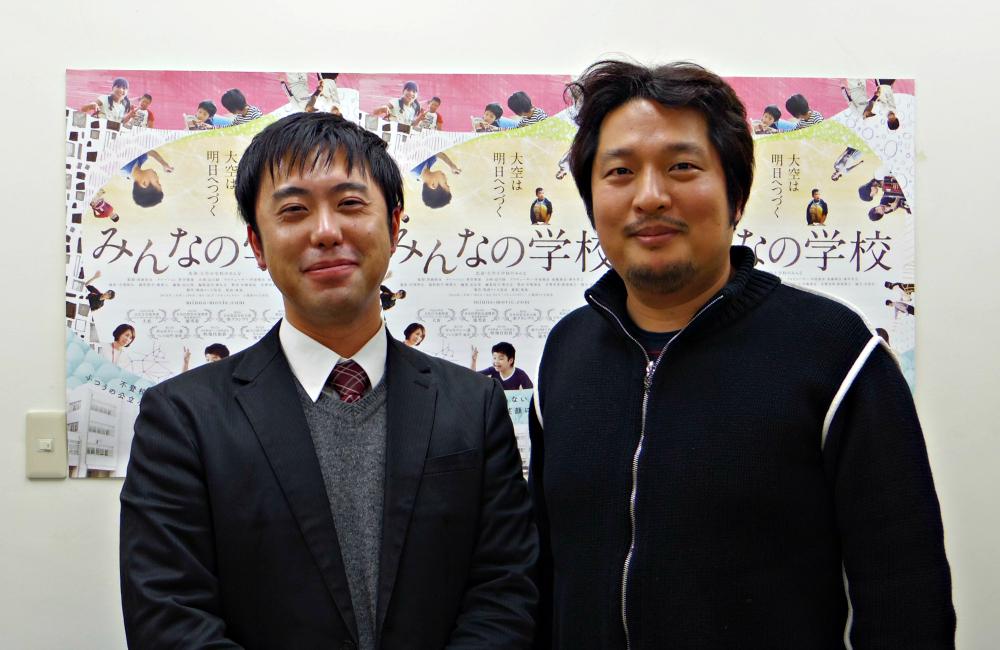 映画『みんなの学校」真鍋俊永監督インタビュー②-大空小学校が示す公立小学校の役割と教育のあり方とは?