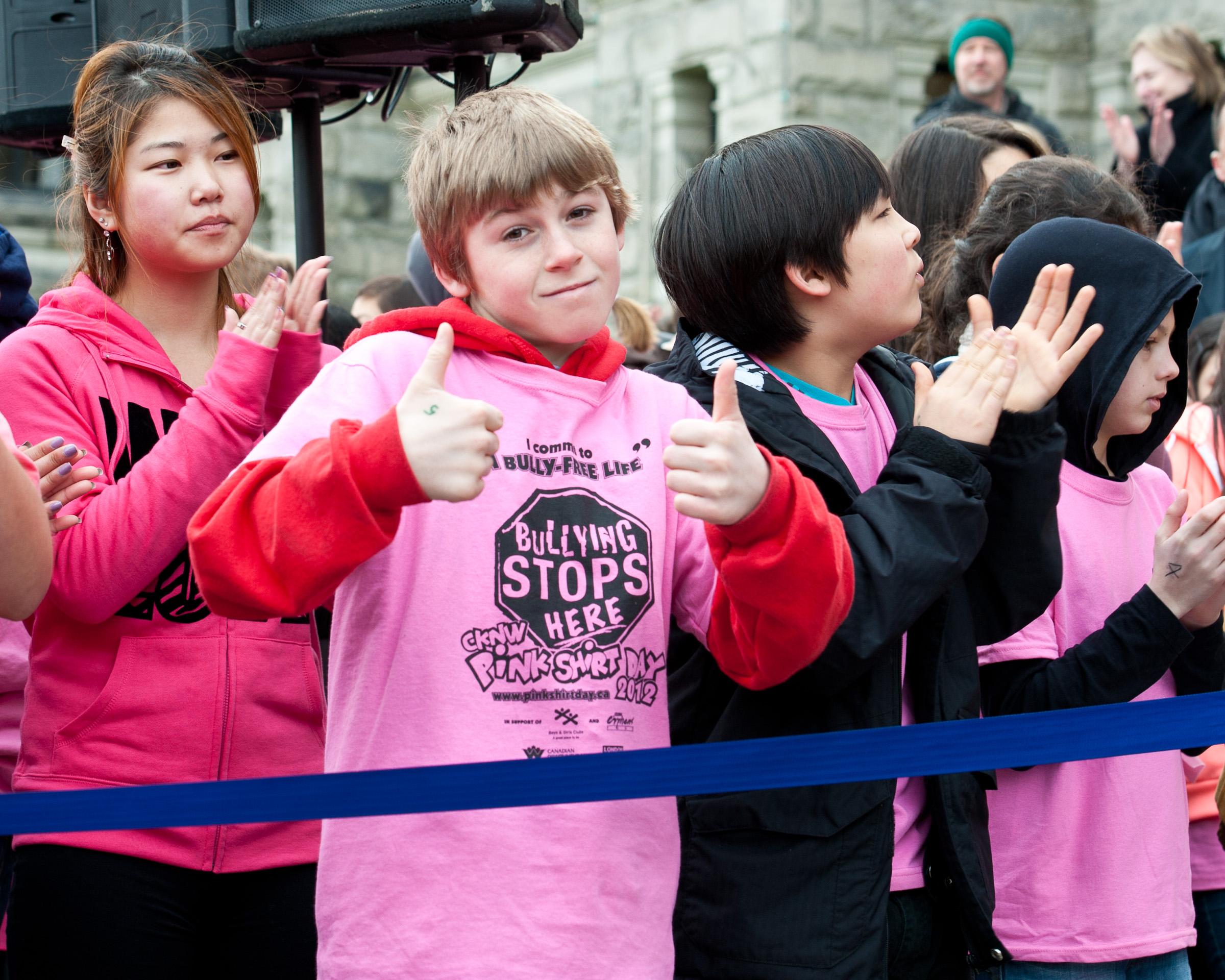 いじめを個人ではなく社会の問題とするカナダ-いじめ撲滅運動を全土で展開!いじめを減らす仕組みとは?