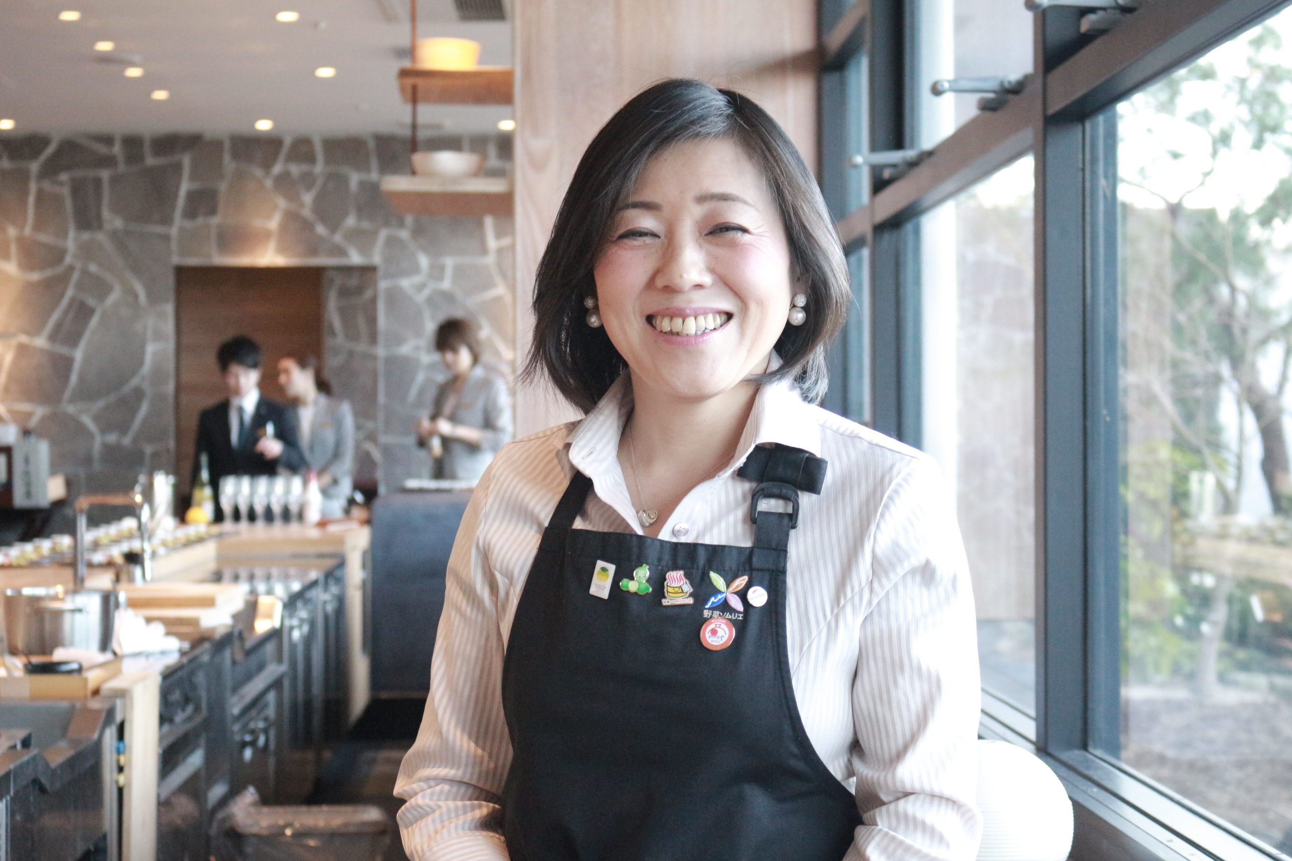 『立春』第2回TALK&LUNCH「マダムゆずと楽しむ、日本の食文化」