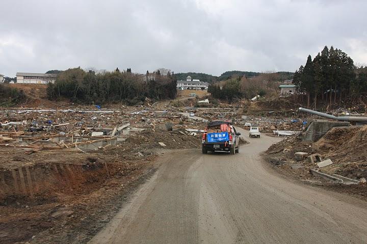 もうすぐ4年 東日本大震災