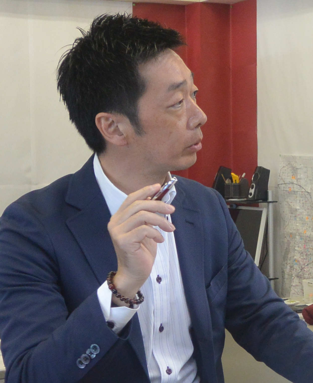 「この人に会いたい!」最年少候補として政治活動中の山本遼太郎君