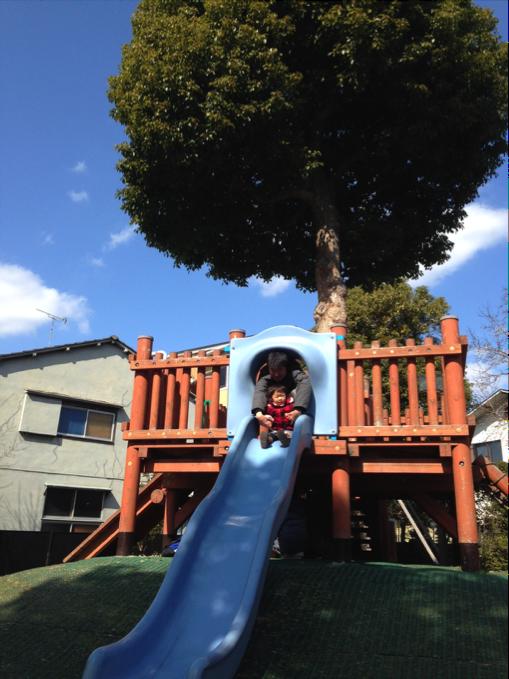 1歳児と見つけた!街中にひそむ、キラリと光る公園・児童遊園(コミカレ生寄稿)
