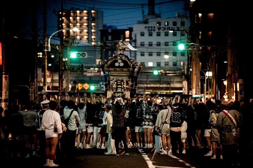 (移行しました)祭り男、祭り女 〜 天王祭2015ダイジェスト