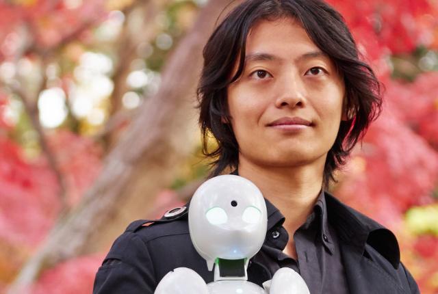 注目のロボットクリエイターに聞く不登校経験 吉藤オリィ