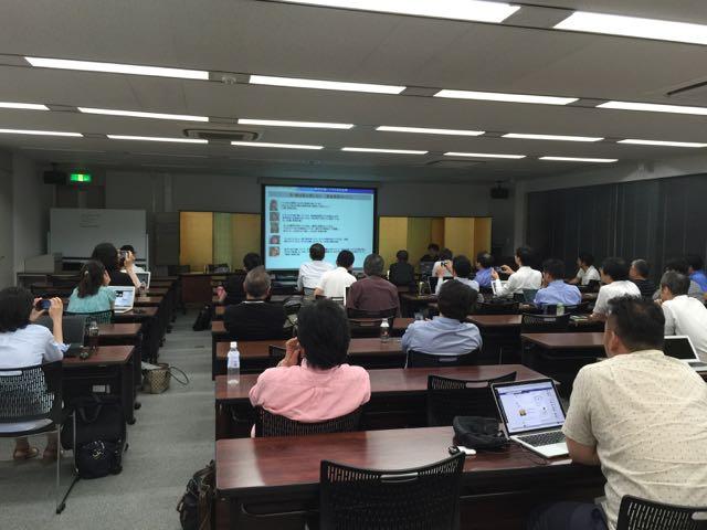 ソーシャルテレビ推進会議・7月定例会レポート