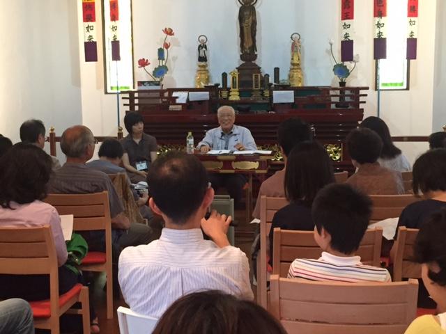 【イベント報告】対話の中で自分の考えをつくり、判断を/東京大名誉教授・石田雄さんが語る「親子で聞こう、戦争体験」