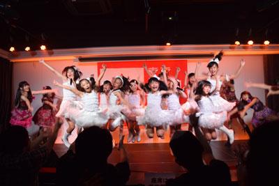 【43プロジェクトキッズのお部屋】初めての都内単独公演!
