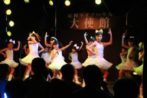 【渡良瀬橋43活動報告】ひめたま痛車祭同時開催 あしかがアイドルコレクション