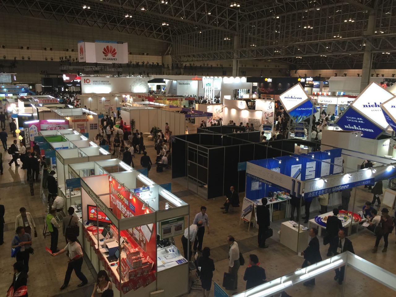 CEATECで注目すべきは、RoBoHoNよりlaundroidより、広島テレビの出展である