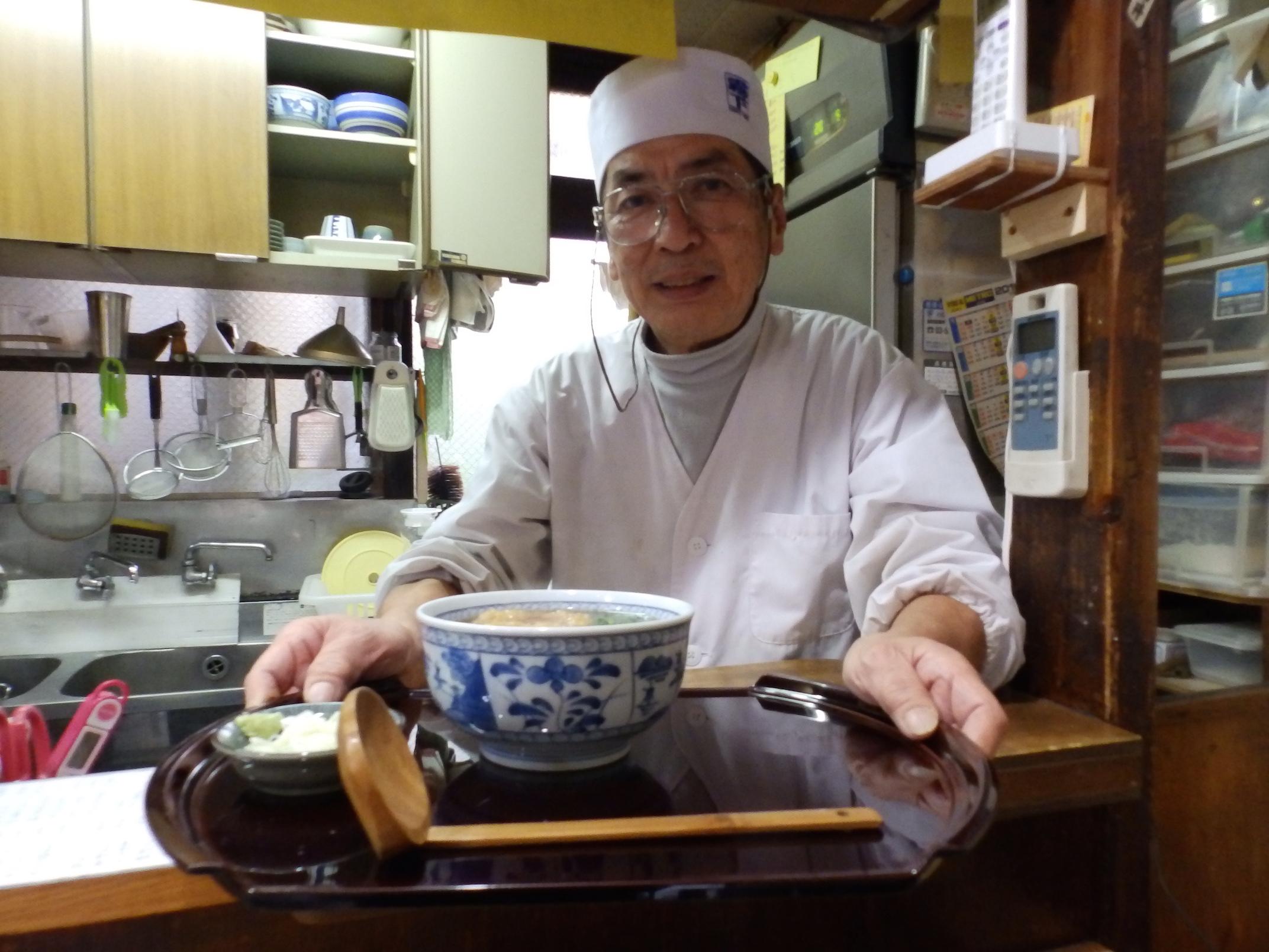 元祖直伝 - 南千住のソウルフード「にくまん」を継承する蕎麦処「いし井」