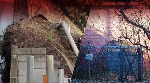 文京区の名坂(東京坂道ゆるラン)軍事工場の謎のトンネル(前編・後楽園編)