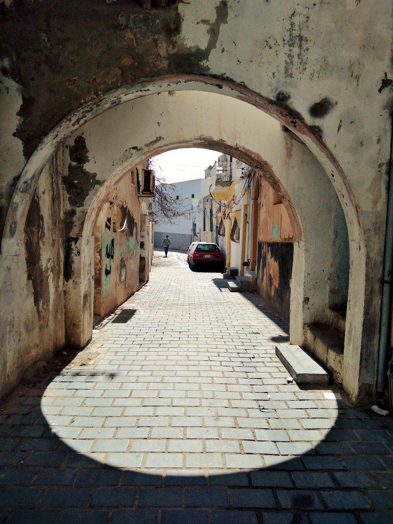 old city というのは世界のどこにでもある・・・レトロや歴史に郷愁を覚えるのは何故なんだろう?
