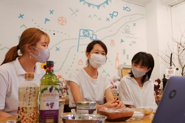 手作りグラノーラで「繋がる」!? 文京区のコミュニティカフェ3者が協力してイベントを開催