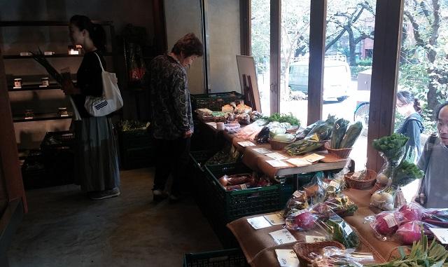 【まち】新鮮で個性的な野菜を週替わり農家の産直で/毎週日曜日にはりまざかマルシェ