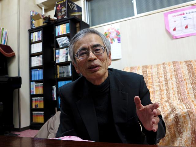 善意ほどやっかい 精神科医・高岡健さん【不登校50年/公開】