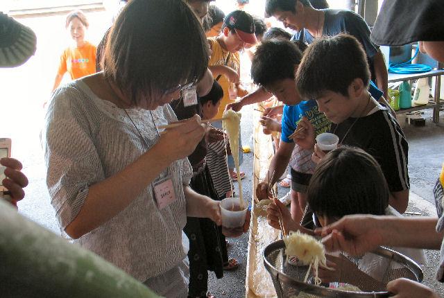 08'夏の全国子ども交流合宿in佐賀