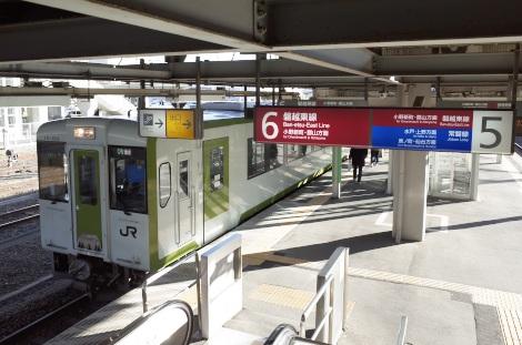 阿武隈の地を走る磐越東線